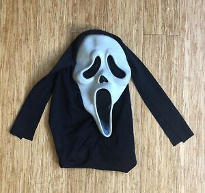 VTG Scream Movie Ghostface Halloween Mask Easter Unlimited Fun World