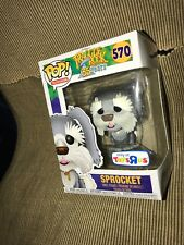 New Funko Pop Television Toys R Us Exclusive Fraggle Rock 35 Years Sprocket #570