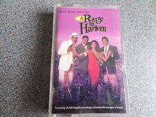 A RAGE IN HARLEM ~ Various Artists,Cassette album