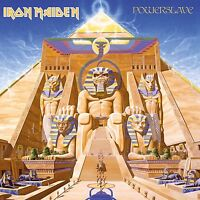 IRON MAIDEN - POWERSLAVE  VINYL LP NEW+