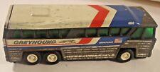 Vintage Tin Greyhound Americruiser Toy Bus by Buddy L