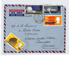 Bm270 Gb 1966 Field Post Office Cover Weston Super Mare Som {samwells-covers}Pts
