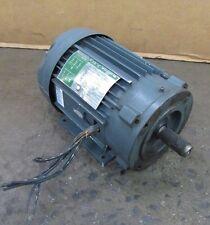 LINCOLN ELECTRIC TF-39690 2HP ELECTRIC MOTOR 230/460V 3PH 1725RPM 145TC