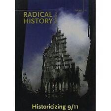 Historicizing 9/11 (Radical History Review; 111), Good Books