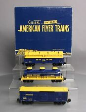 American Flyer 6-48426 S Scale American Flyer Commemorative 3 Car Freight Pack