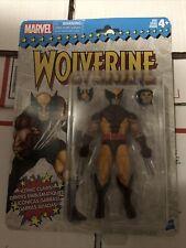 Marvel Legends Retro Wolverine NIB Figure 6inch