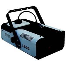 EXTREME FOG 1500 DMX MACCHINA DEL FUMO 1500 WATT CONTROLLO DMX512 MANUALE E TELE