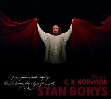 Stan Borys: Pisze pamietnik artysty... hanba temu, kto o tym zle mysli (CD) 2010