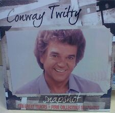 TWITTY,CONWAY-SNAPSHOT:CONWAY TWITTY CD NEW