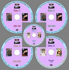More details for tv zone magazine (complete) every issue on 5 dvds. uk classic comics. retro.