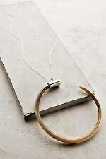 Curved Horn Pendant Necklace Anthropologie indego africa