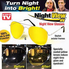 Car Driving Glasses Polarized Yellow Lens HD Night Vision Sunglasses Anti-glare