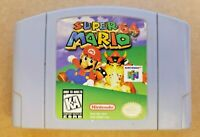 Super Mario 64 - Nintendo 64 N64 - Tested, Working, AUTHENTIC, NICE LABEL!