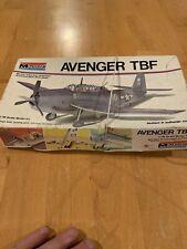Monogram Avenger TBF 1/48