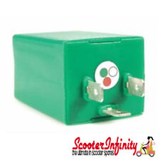 Indicator Relay / Flasher (6-12V, 10-21 watt) (Vespa PX Lusso /Elestart/T5/Cosa)