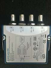 National Instruments NI 9215 with BNC, Tested good