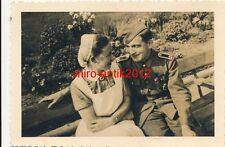 Foto, Soldat aus Ingolstadt, Lazarett, Żyrardów, Flirt mit Schwestern 1942