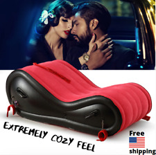 Adult Folding Love Sofa 🔥 Sex Furniture 🔥 With Handcuffs 🔥 Sex Play Position