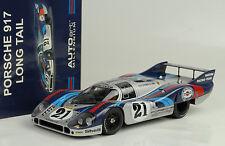 1971 PORSCHE 917 LH 24h LE MANS MARTINI Elford Larrousse # 21 1:18 Autoart 87171
