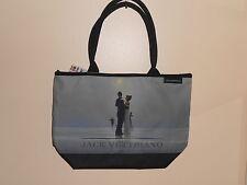 Jack Vettriano Tote Bag-Dance Me hasta el final del amor