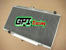 3 ROW FOR NISSAN PATROL Y61 GU 4.2L TD Diesel Manual MT 97-01 aluminum Radiator