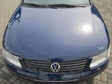 Motorhaube VW Passat 3B maritimblau LA5E Haube dunkelblau
