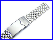 18mm Stainless Steel Jubilee Watch Band  fits TAG Heuer Midsize Formula 1 $79