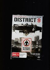 NEW/SEALED:Peter Jackson presents District 9 DVD