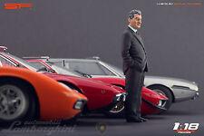 1/18 Ferruccio Lamborghini VERY RARE!!! figures for 1:18 Miura Diablo