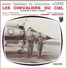 ★☆★ CD Single Johnny HALLYDAY -Soundtrack : Les chevaliers du ciel NEUF SCELLE