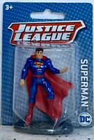 DC COMICS Justice League Action Figure, SUPERMAN, Cake Topper, Toy, NEW