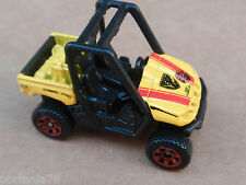 Matchbox 09 YAMAHA RHINO from 5 Pack LOOSE Yellow