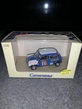 Cararama Mini Cooper Series 142D 1/43 1:43 Hongwell Blue New!