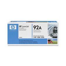 Genuine HP LaserJet Print Cartridge 92A 1100 - 3200 - 3220 Series - C4092A