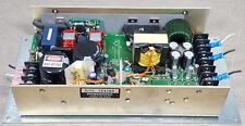 Power Supply: UPS300-127. Input: 90-250VAC, 6.3A 47-63Hz J, Output 27V/11A. DPC