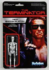The Terminator - T800 ENDOSKELETON Terminator Action Figure Funko ReAction