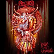 REVOLTING - Visages Of The Unspeakable - CD