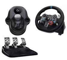 LOGITECH Driving Force G29 volant pédales & GEARSTICK Shifter PS3 PS4 Nouveau