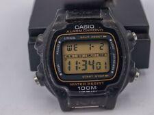 Vintage - Casio W-725 Men's Digital Wrist Watch - No Strap