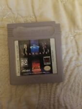 Stargate Star Gate Nintendo Game Boy plays in Color Advance SP System