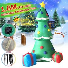 1.6M/5.25FT LED Light Inflatable Christmas Tree Decorations Outdoor Yar