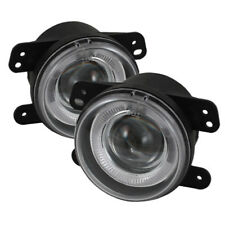Dodge Magnum PT Cruiser Wrangler Journey 300 Halo Projector Fog Lights w/Switch