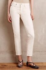 NWT Size 29P Anthropologie AG Jeans Stevie Ankle Cords Pants Crop Goldschmied