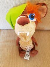 "Ice Age Buck the Weasel Plush Soft Stuffed Doll 10"" 25 cm"