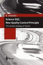 SCIENCE SQC, NEW QUALITY CONTROL PRINCIPLE - NEW PAPERBACK BOOK