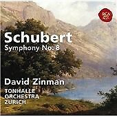 "Schubert: Symphony No. 8 in C Major, D. 944 ""Great"", David Zinman CD 