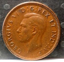Canada: 1945 circulated 1 cent KM# 32 A-471