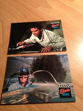 """Rare Joblot of """"Spinout"""" Trade Cards x 2 - Mint (P1)"""