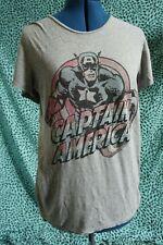 Captain America Super Hero Vintage Petit t shirt Marvel Comics Avengers