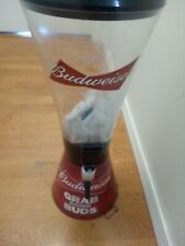 Budweiser #29 Beer Tube Dispenser